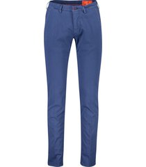 mason's pantalon kobalt fluor flat front