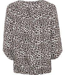 carmen blouse, 3/4 mouw