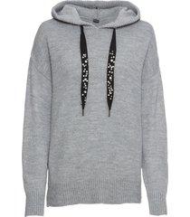 maglione con cappuccio (grigio) - bodyflirt