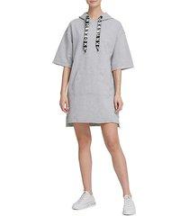hoodie sneaker dress