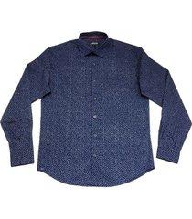 camisa azul prototype nendaz