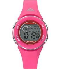 reloj corral rosado reebok