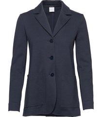 ascona blazer colbert blauw max mara leisure