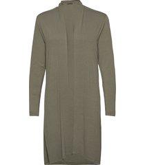 shirt jacket long 1/1 sleeve stickad tröja cardigan grön betty barclay