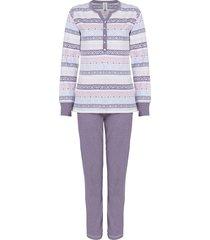 dames pyjama rebelle 2172-210-2-44