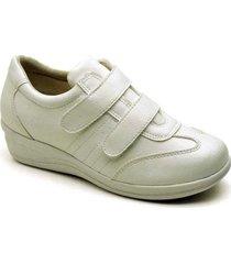 sapatenis conforto top franca shoes feminino - feminino