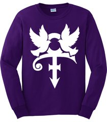 prince purple rain when doves cry sweatshirt