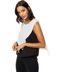 blusa natural asterisco