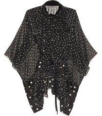 sacai blouse