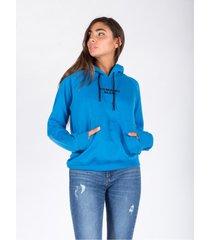 buzo azul armand bleu the armand hoodie