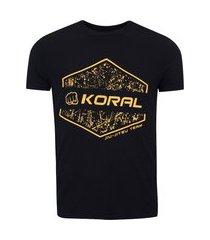camiseta koral team - masculina