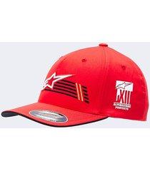 gorras rojo alpinestars 113981