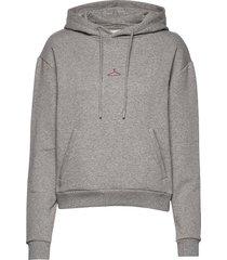 hang on hoodie trui grijs holzweiler