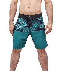 shorts verano surf estampado andesland outdoor apparel