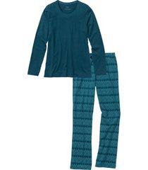 pigiama (petrolio) - bpc bonprix collection