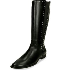 botas negro bata xiliana r mujer