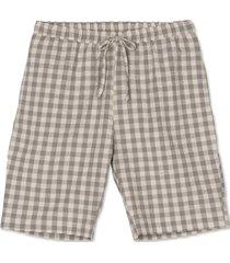 bæk&bølge ava shorts shorts grå juna