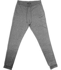 pantalón gris aloud rustico jogger