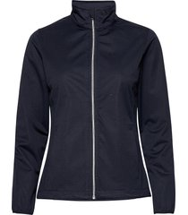 lds lytham softshell jacket outerwear sport jackets blå abacus