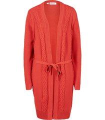 cappotto in maglia (arancione) - john baner jeanswear
