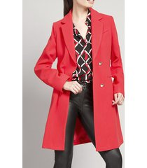 abrigo muflon rojo elemental liola