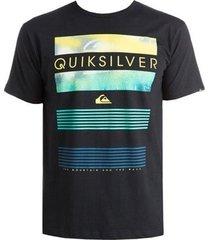 t-shirt korte mouw quiksilver t-shirt eqyzt03623-kvj0