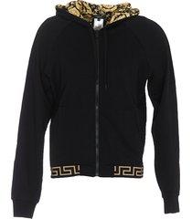 active greca hoodie