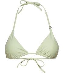 triangle bikini top bikinitop grön casall