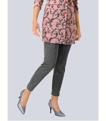broek alba moda grijs