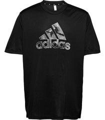 m camo gt2 t-shirts short-sleeved svart adidas performance