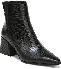 women's sarto by franco sarto brynn bootie, size 9 m - black