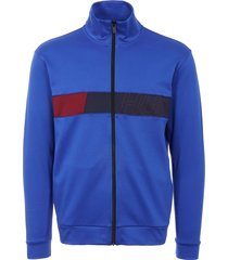 hugo dalais track top - blue 50405942