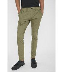 pantalón verde airborn chino new skinny