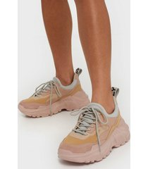 only onlsilva pu chunky sneaker low top