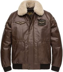 flight jacket hudson d.brown