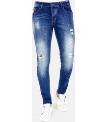 skinny jeans lf spijkerbroek stretch