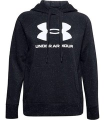 buzo under armour rival fleece logo mujer