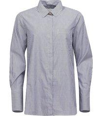 adrianne overhemd streep