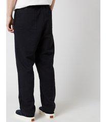 oamc men's chemical trousers - navy - l