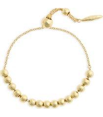 women's gorjana laguna adjustable bracelet