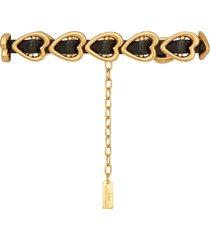saint laurent stars & love bracelet