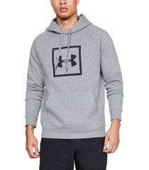 under armour rival fleece logo hoodie * gratis verzending * * actie *