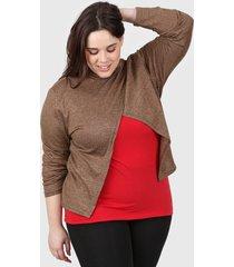 sweater visón minari nicole plus size