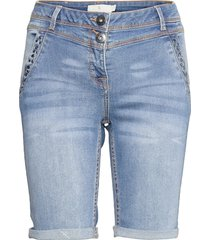 b. copenhagen shorts-denim shorts denim shorts blå brandtex