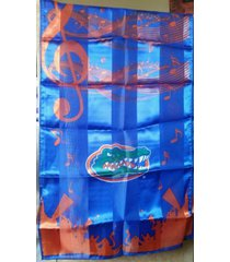 florida gators ncaa musical fight song scarf