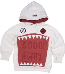 bluza giant hoodie red