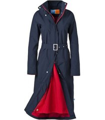 happyrainydays regenjas long raincoat madonna midnight red
