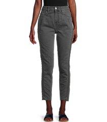 iro women's essey high-rise skinny jeans - black - size 27 (4)