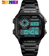 skmei 1335 reloj para hombre-negro