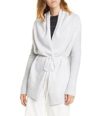 women's vince wool & cashmere cardigan